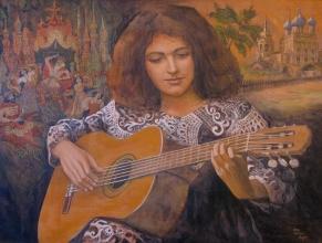 Russian Story Guitar